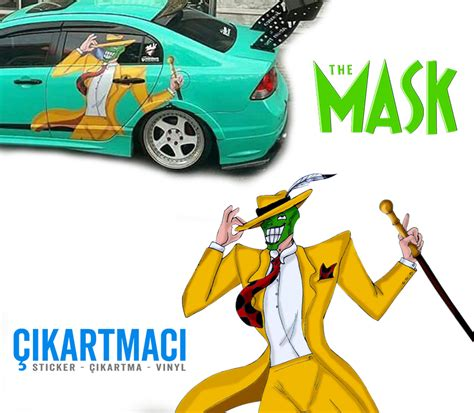 Mask Stickers