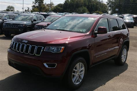 2018 Jeep Grand Laredo E Sport Utility In