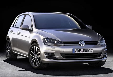 volkswagen golf vii uk price