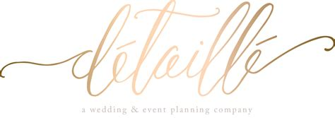 Wedding Planning Companies by Detaille A Wedding Event Planning Company Ct Ma Ny