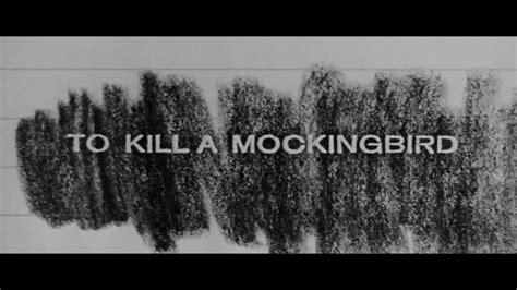 to kill a mockingbird theme song youtube to kill a mockingbird 1962 trailer youtube