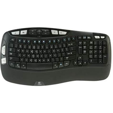 Wireless Keyboard K350 logitech k350 920 001996 wireless keyboard