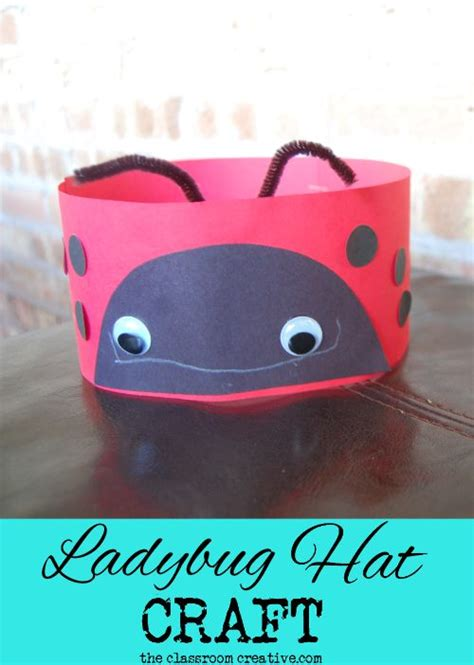 hat craft for 17 best images about bugs on butterfly crafts