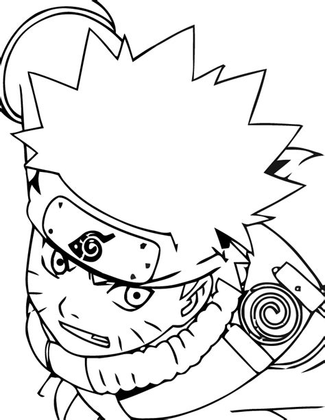 anime coloring pages naruto cool naruto anime coloring page h m coloring pages