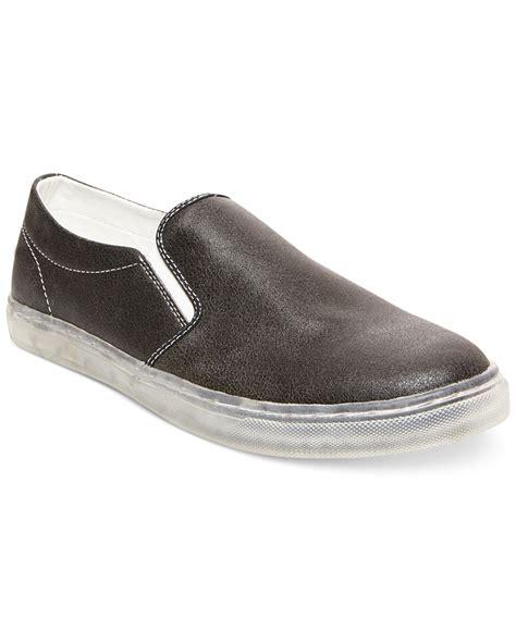 Murah Adidas Slip On Made In 03 steve madden madden height slip on sneakers in black for lyst