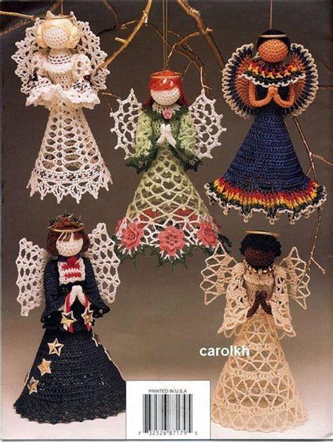 christmas crochet ideas christmas ornaments crafts