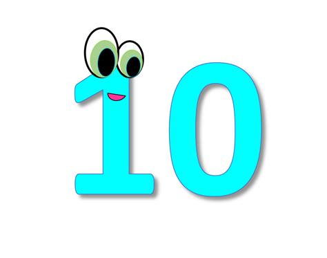 numbers clipart numbers cliparts number 10 clipart 3zarff clipart kid