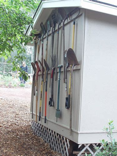 Garden Tool Shed Ideas Best 20 Garden Tool Storage Ideas On Garden Tool Organization Tool Rack And Tool