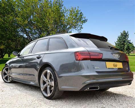 Audi A6 Avant Tdi by 2014 Audi A6 Avant Tdi Ultra S Line Black Edition