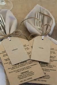 creative menu design ideas receptions creative and wedding