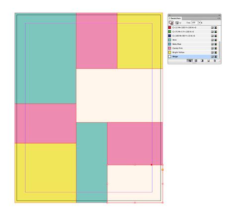 creating shapes indesign how to create a 90s style event flyer in adobe indesign