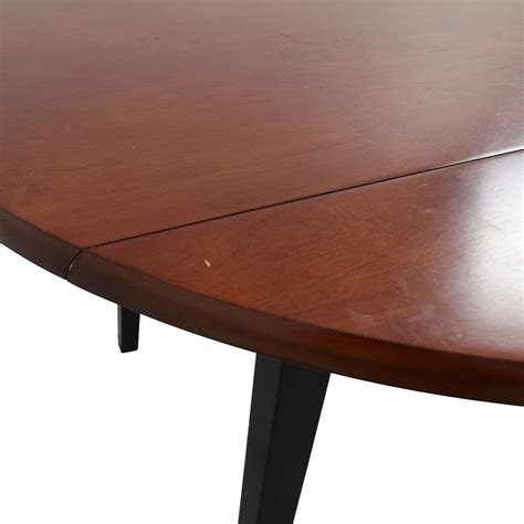 bobs furniture kitchen table 90 bob s furniture bob s furniture brown wood