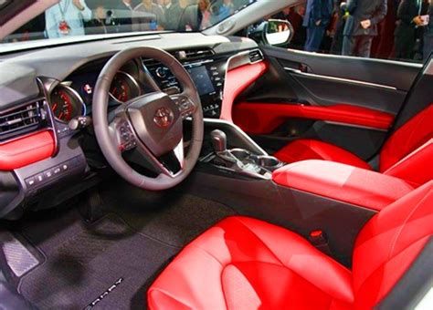 2018 toyota camry xse interior toyota cars models