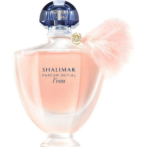 Parfum Original Reject Shalimar Parfum Initial Guerlain guerlain shalimar parfum initial l eau si sensuelle