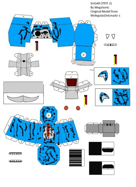 Template Papercraft - papercraft templates www pixshark images galleries