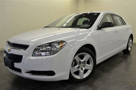 Gas Ls Houston by Purchase Used 2012 Chevrolet Malibu Ls Gas Sipper Like New