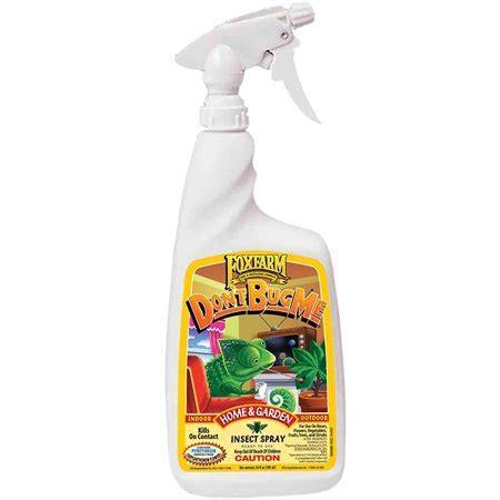 fox farm dont bug  pyrethrin spray  oz rtu
