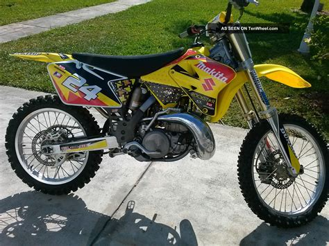 Yamaha Dirt Bike 250 2014