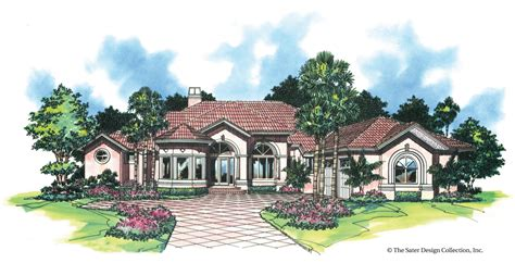 100 sater homes home plan sater design