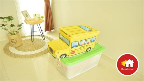 Keranjang Mainan Anak trik rumah tetap rapi meski ada balita rumah dan gaya