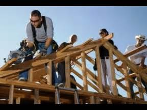building an a frame house how to build a house youtube
