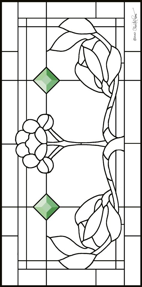 stained glass l parts stained glass l patterns victorian stained glass patterns