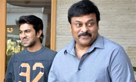 ram charan birthday date chiru s 150th on charan s birthday chiranjeevi ramcahran