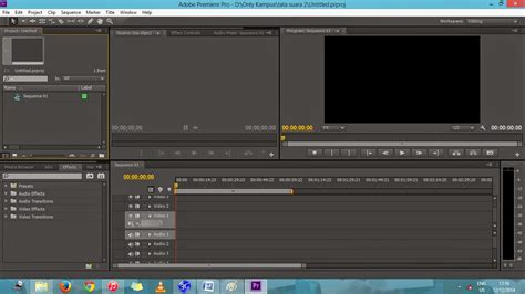 tutorial edit video dengan adobe premiere cs5 my blog 내 블로그 tutorial editing video dengan adobe