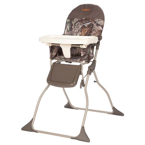 Fold High Chair by Cosco Simple Fold High Chair Realtree Ebay