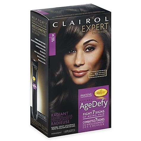buy clairol 174 expert collection age defy hair color in 3