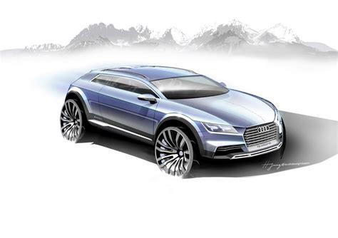 Audi Tt 2014 Werbung by Zeigt Audi Mit Der Naias 2014 Detroit Studie Einen