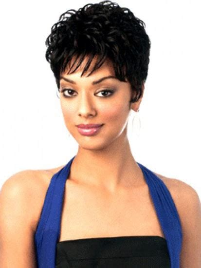 versafiber for round face wigs halle synthetic short capless wig african american wigs