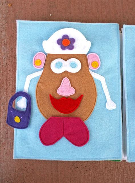 mr potato felt template 17 best ideas about potato heads on mr potato