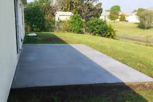 cost of a patio per square foot 2017 concrete patio cost calculator average cost to pour