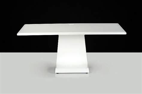 new zaor idesk plain white gloss ws ide pl wg modern