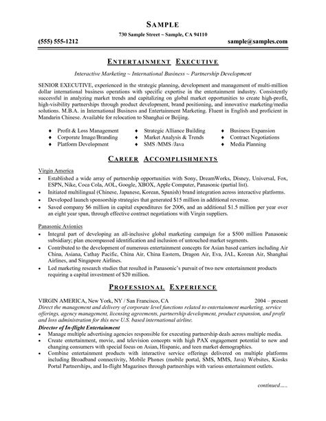 Resume Template Microsoft Word microsoft word resume template free sle resume cover