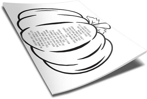 pumpkin coloring pages for church pumpkin prayer coloring page children s ministry deals