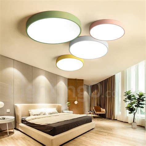 room ceiling light multi colours modern contemporary steel lighting living room bedroom study children s room