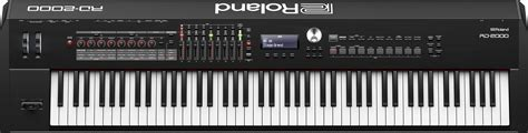 Keyboard Roland Rd 2000 clavier piano de sc 232 ne num 233 rique et interface audio usb