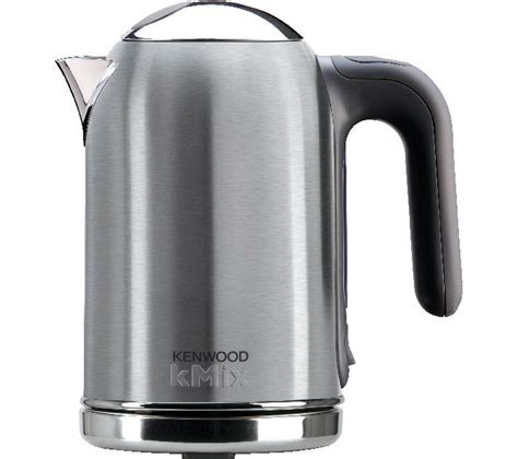 buy stainless steel buy kenwood kmix 0wsjm040s1 jug kettle stainless steel