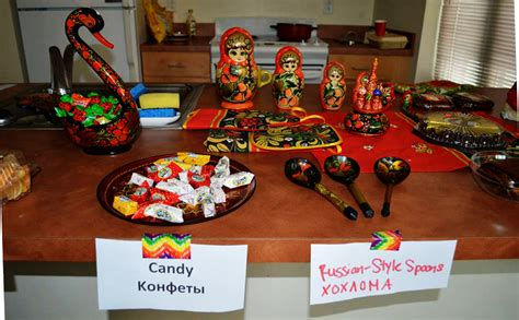 russian party russian modern languages and literatures