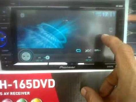 Tv Mobil Pioneer 175 tv mobil din pioneer avh 165dvd