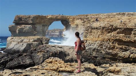 azure window before and after the hidden wonders of gozo malta s sister island