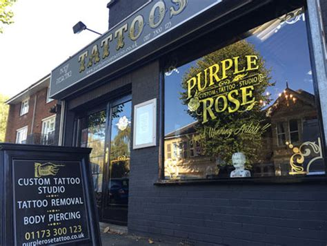 tattoo parlour bristol whats on bristol purple rose tattoo parlour