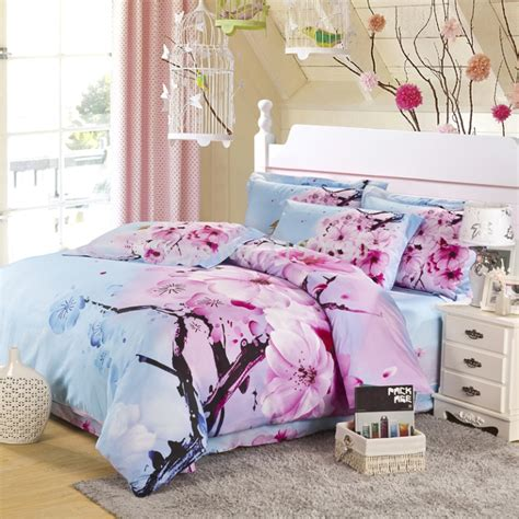 japanese cherry blossom bedding sets tedx decors the