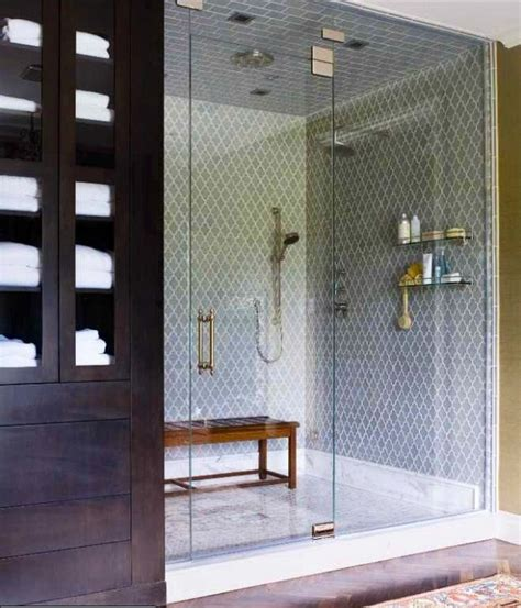 master bathroom tile designs master bath shower tile bathroom pinterest