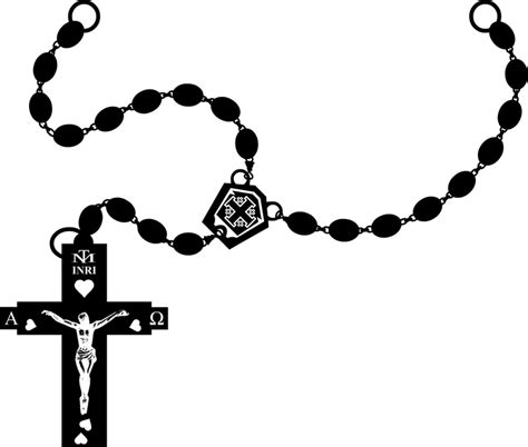 rosary sahpgocitheaf rosaries tattoo designs clip art