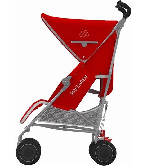 maclaren 2016 techno xt stroller cardinal silver