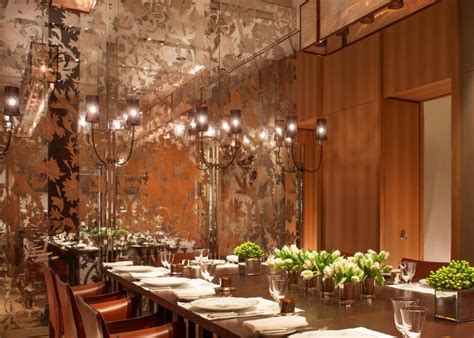 the living room restaurant rosewood hotel london the luxpad