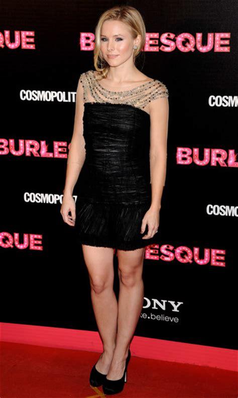 Get Look Kristen Bells Behnaz Sarafpour Dress 2 by Kristen Bell Black Dress Kristen Bell Dresses